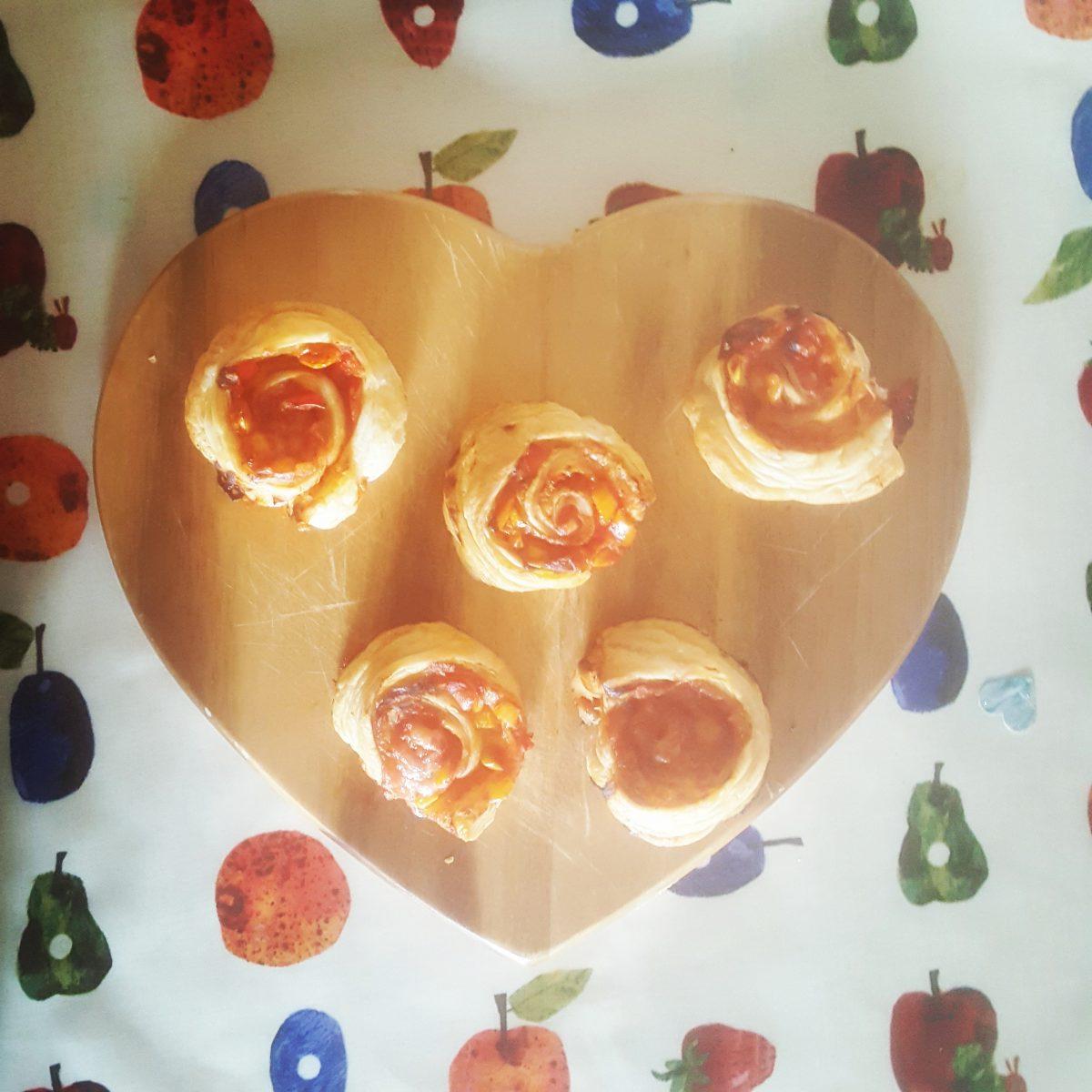 Pizza Pinwheels