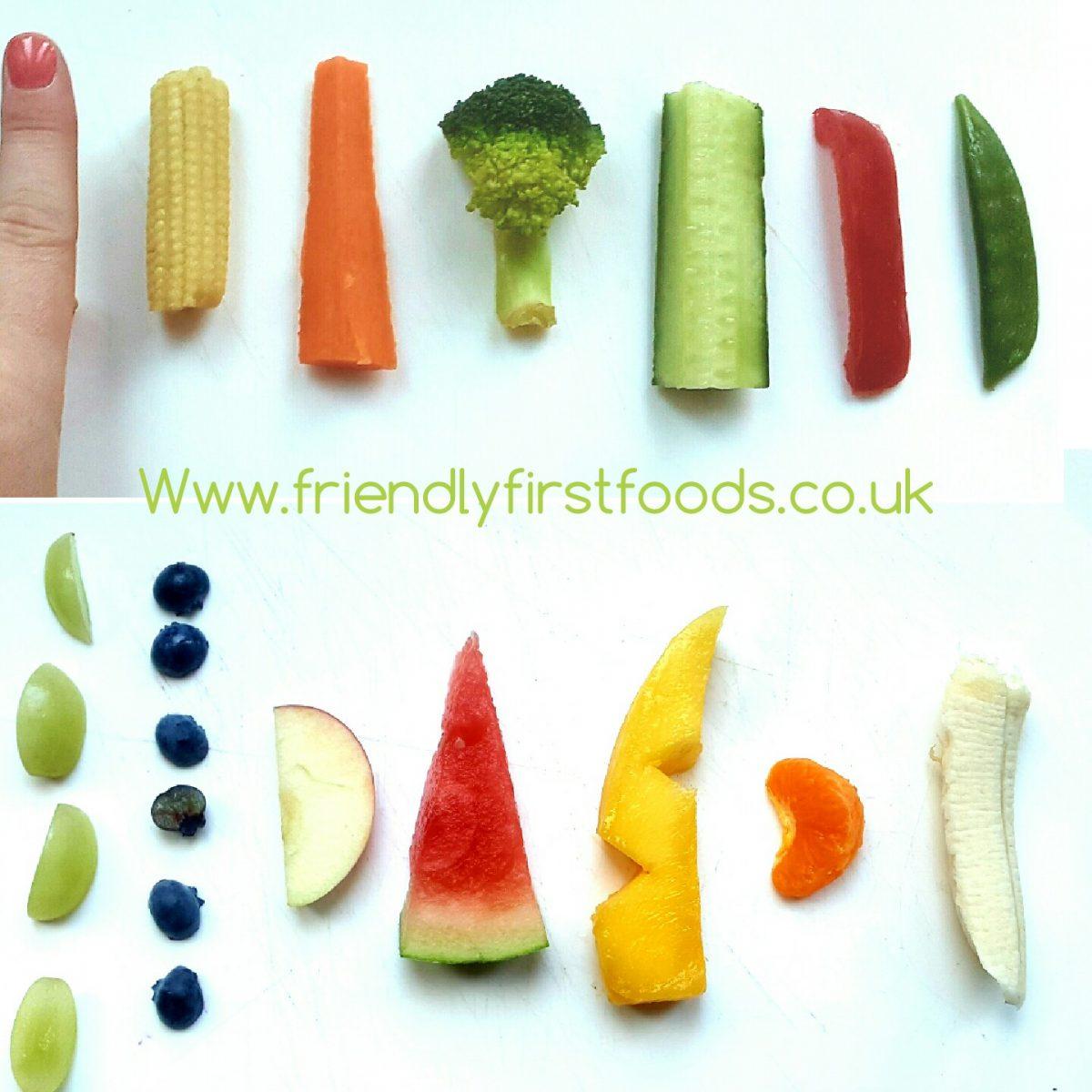 Healthy Finger Foods For Babies
