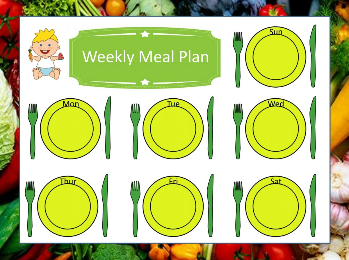 Meal Planner Templates