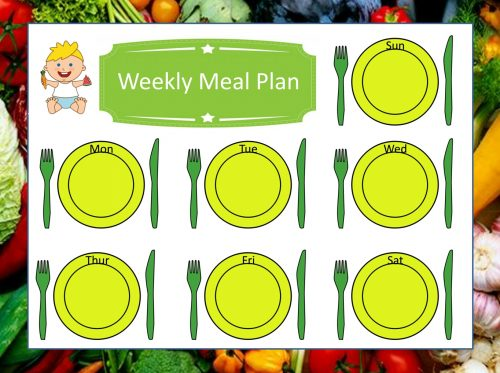 Meal planner 3