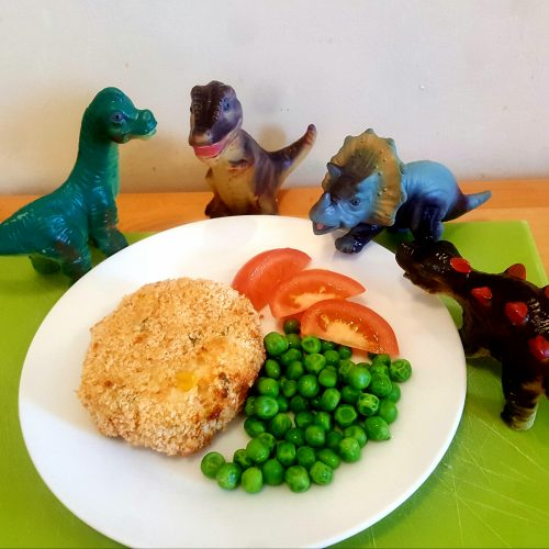 Our 'Dinovember' dinosaurs wanted some too!