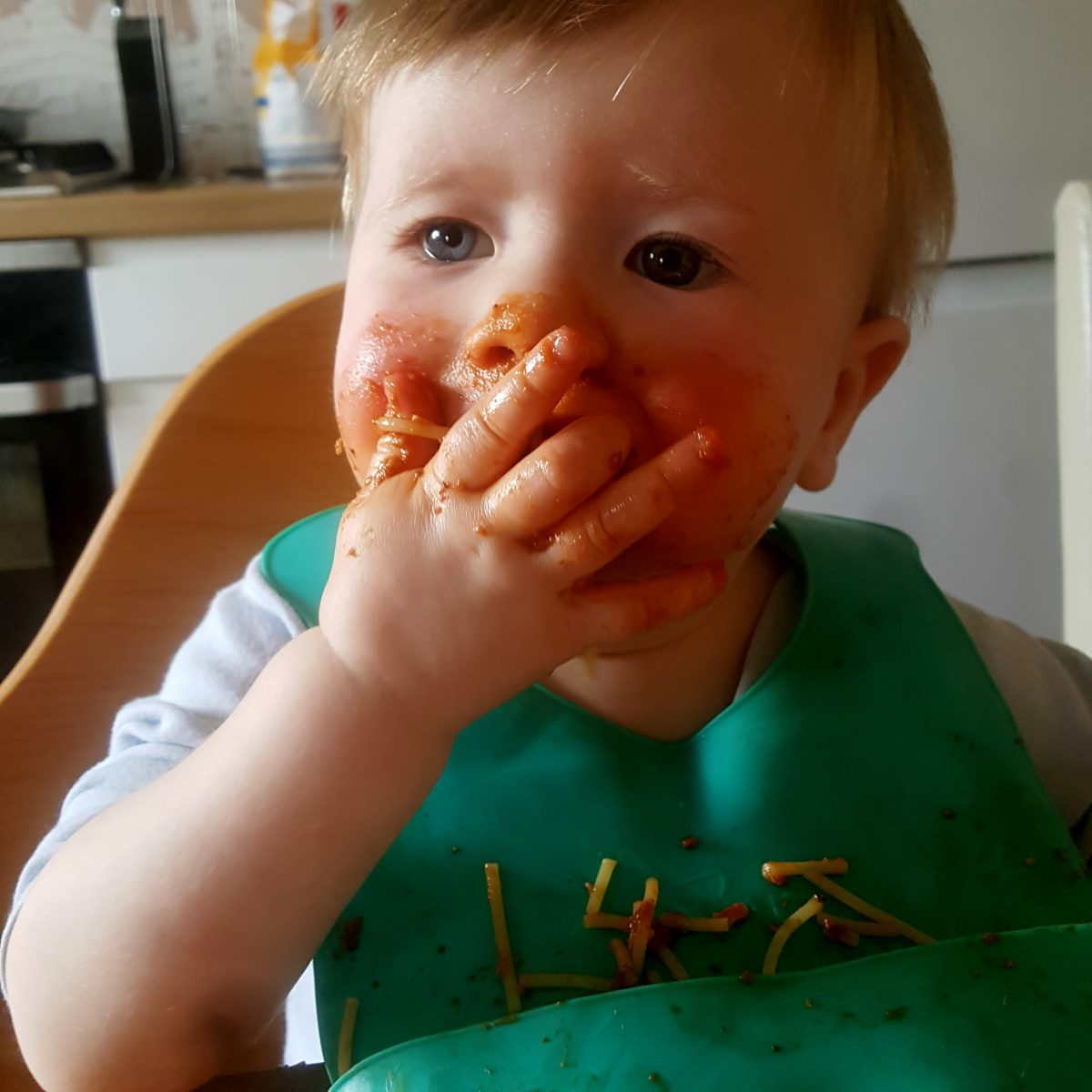 18 Months Old – Talking, tantrums and teething