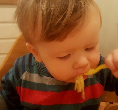 fff spaghetti carbonara yum