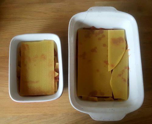 fff lasagne