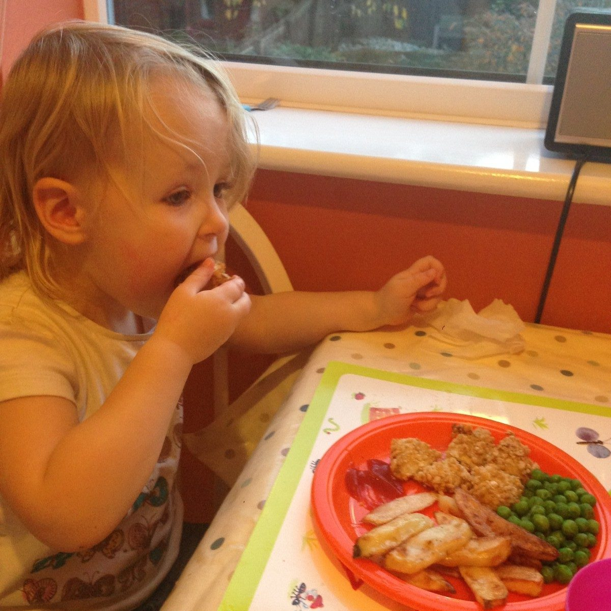 Feeding a fussy eater – Clare's top tips!