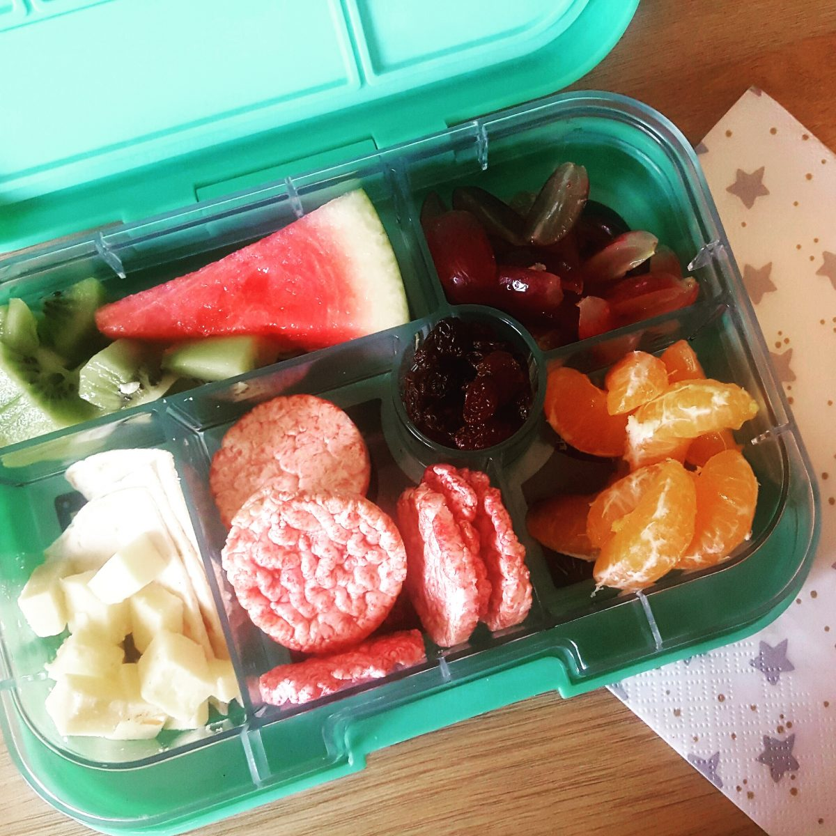 YUMBOX: REVIEW AND GIVEAWAY