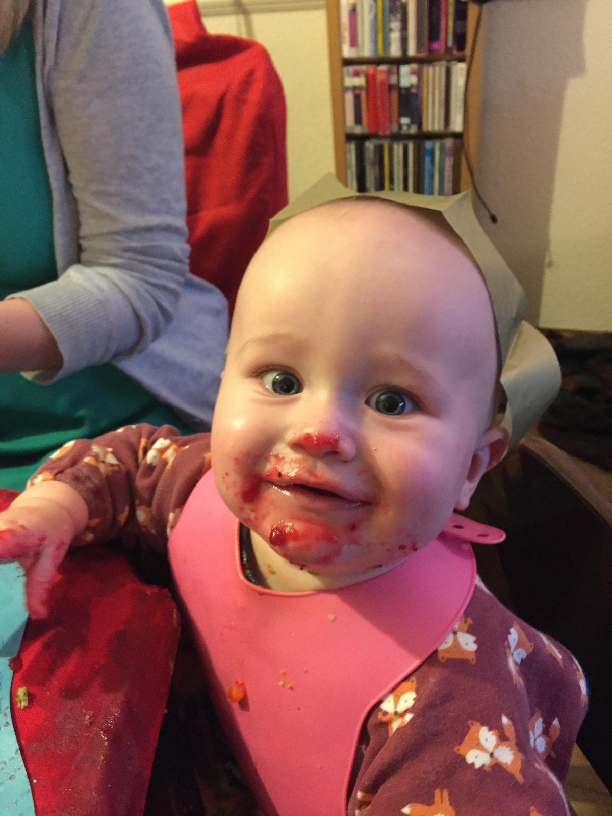Nicola and Dexter's Baby Led Weaning Journey
