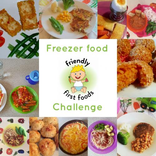 Freezer food challenge