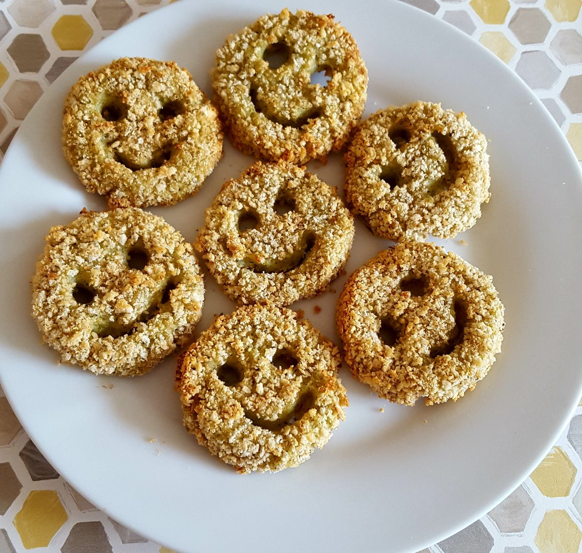 Broccoli Smileys