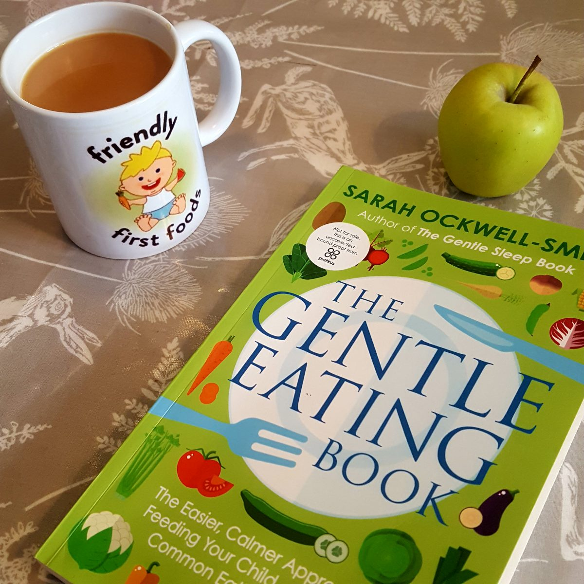 The Gentle Eating Guide Review and Giveaway