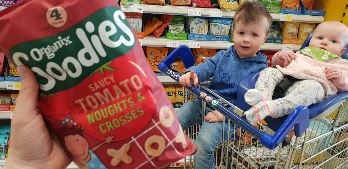 Baby and toddler snacks: Are they really as healthy as they seem?